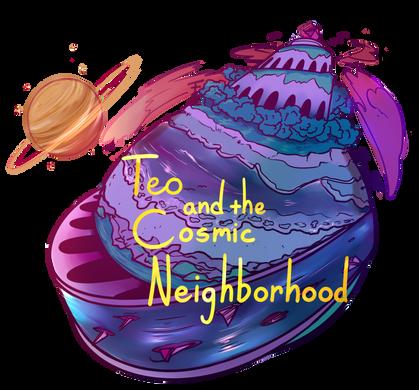 Drafts 9 - Teo and the Cosmic Neighborho
