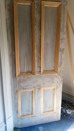 Bolection Moulded Victorian Door