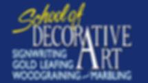 School of Decorative Art Logo NewandFina