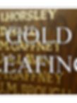 Gold Leafing Gallery Logo - Steve Oxley School of Decorative Art - UK