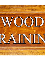 Wood Graining Gallery Logo - Steve Oxley School of Decorative Art - UK
