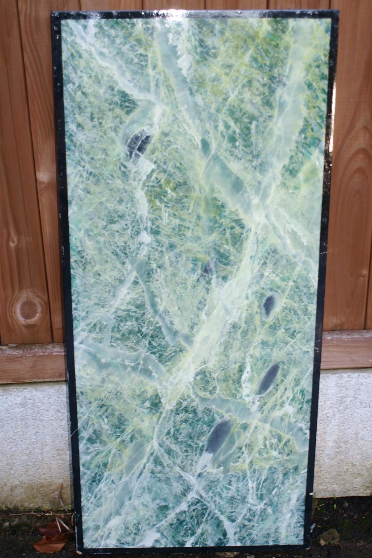 Vert de Mer Marbling