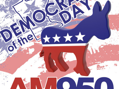 Democrat of the Day - Podcast interview