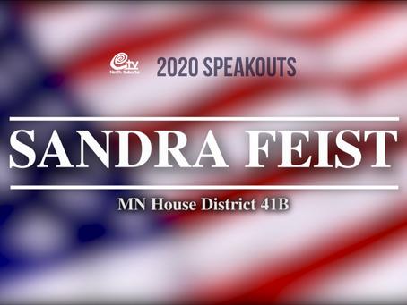 "Sandra's CTV ""Speak Outs 2020"" Video"