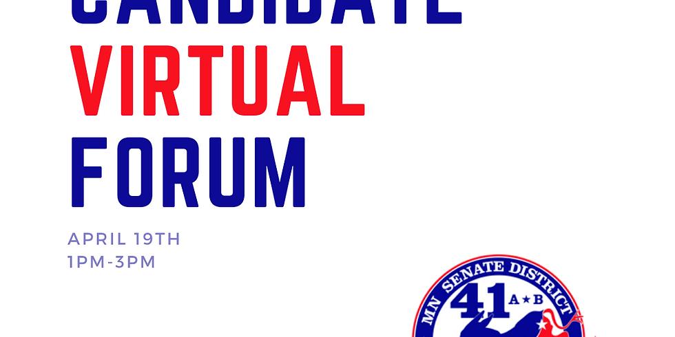 DFL SD41B House Candidate Virtual Forum