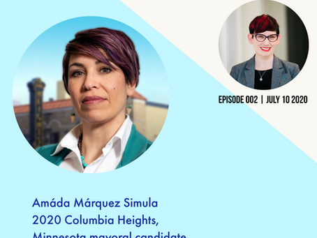 Community Conversation with Amáda Márquez Simula