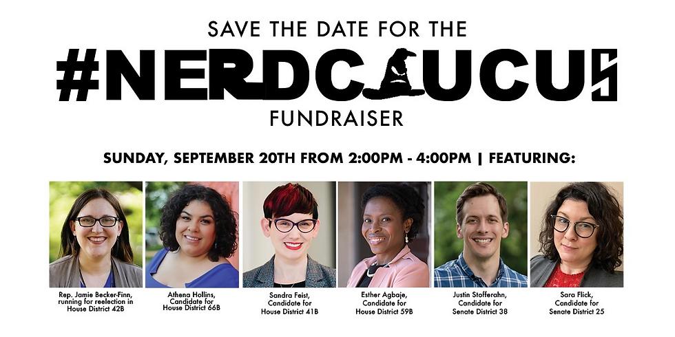#NerdCaucus Fundraiser