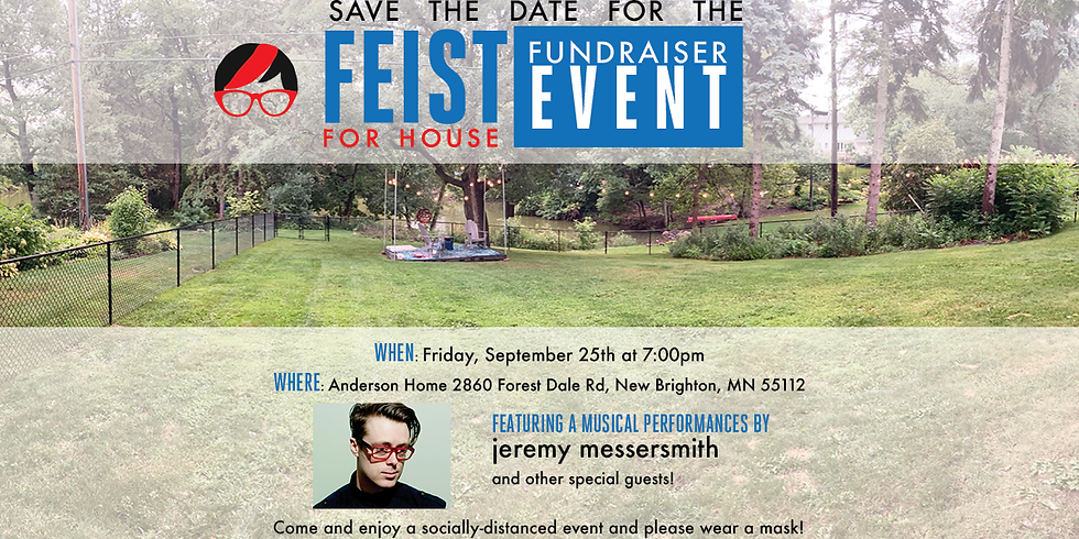 Fundraiser Event | Featuring a musical performance by Jeremy Messersmith