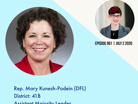 Community Conversation with Representative Mary Kunesh