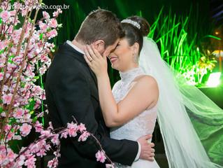 Fotografia do casamento - Ingrid e Adriano