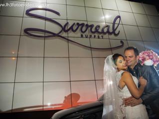 Fotografia do casamento Alessandra e Luiz Cesar