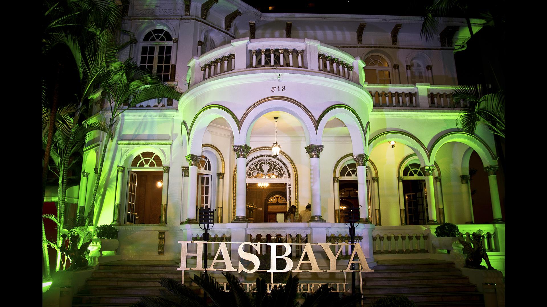 Mansão Hasbaya
