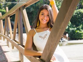 Ensaio fotográfico de 15 anos da Larissa