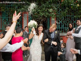 Fotografias do Casamento Fabiana e Igor