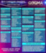 2019 GCGMA official  nominee list.jpg