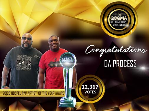 Gospel Rap Artist of the Year.png