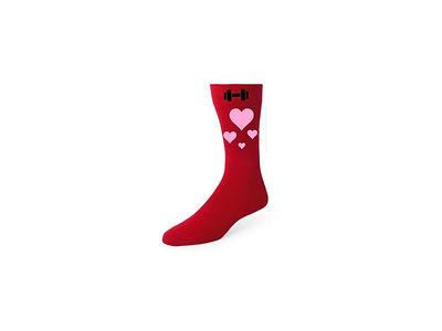 Valentines day Red socks .jpg