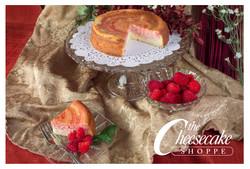 Cheesecake Shoppe - Raspberry