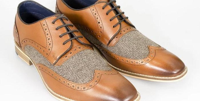 Cavani - William Signature Shoes - Tan