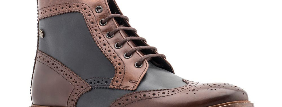 Base London - Hopkins - Burnished brown