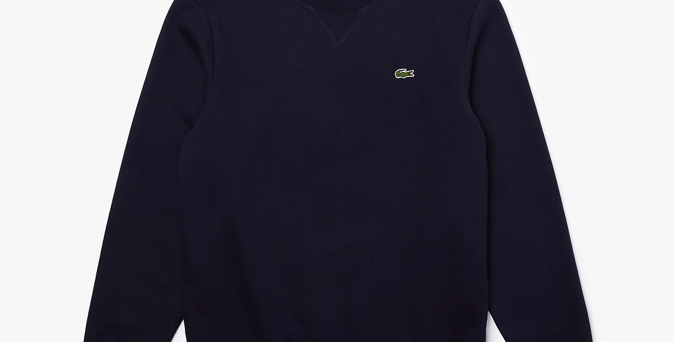 Lacoste Sport - Fleece Sweatshirt - Navy