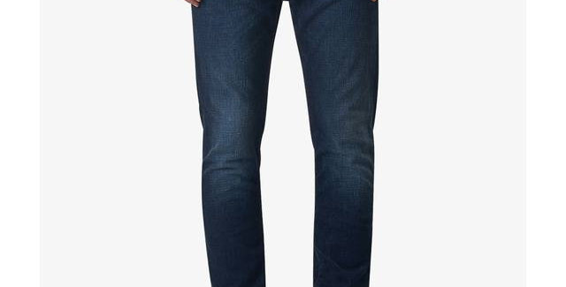 Pretty Green - Slim Fit Jeans - 6-Month Wash