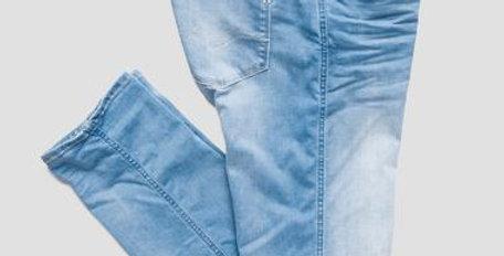 Replay - Anbass HYPERFLEX X.L.I.T.E. Jeans - Sky Blue