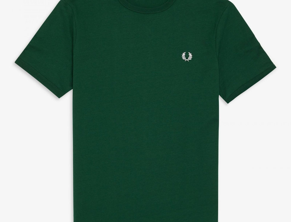 Fred Perry - Ringer T-Shirt - Ivy