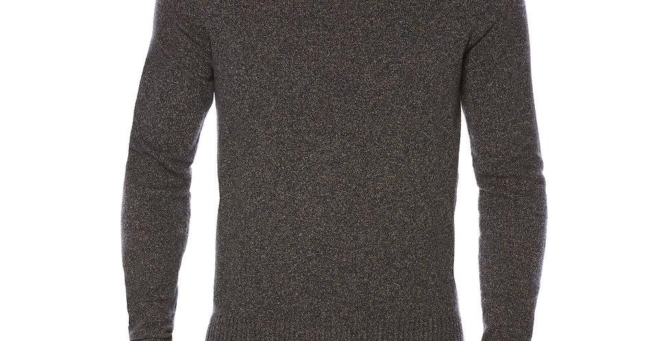 Original Penguin - 100% Lambswool Crew Neck Sweater - Dark Sapphire