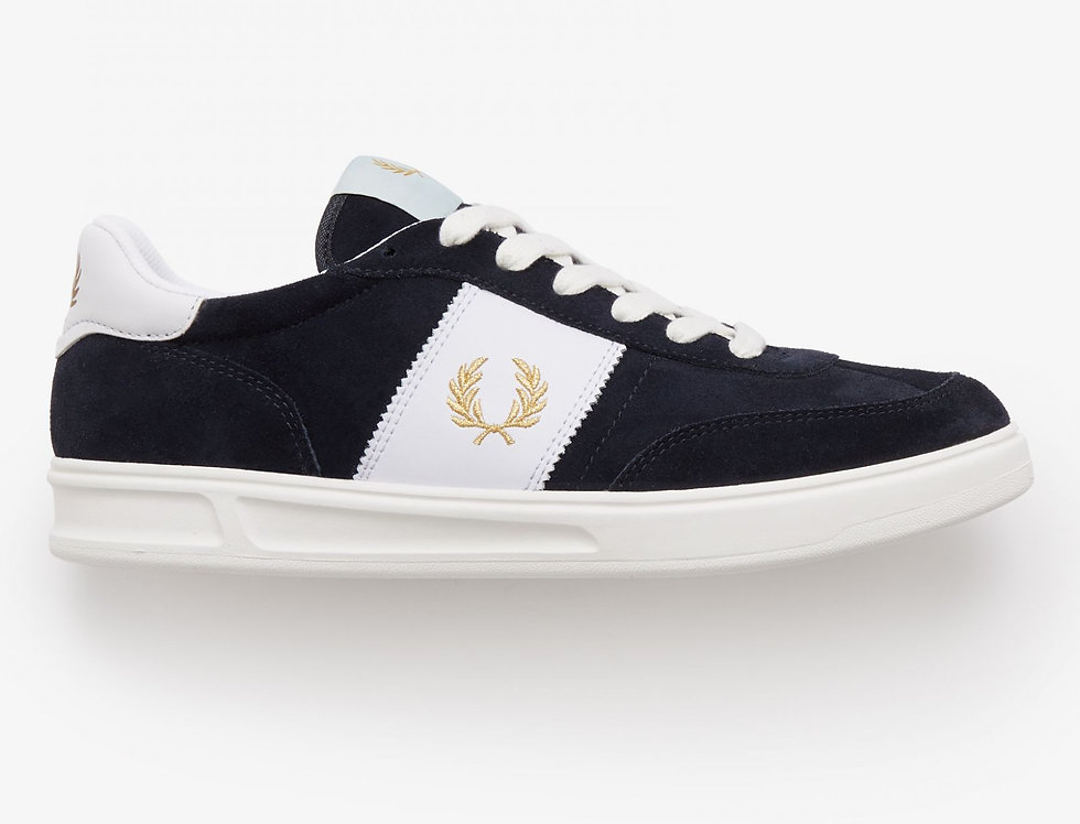 Fred Perry - B400 Suede Trainer