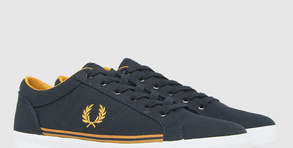 Fred Perry - Baseline Twill - Navy