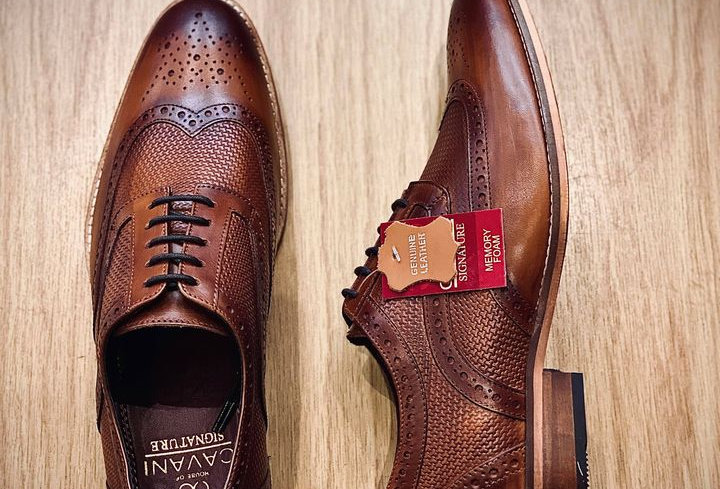 Cavani - Tommy Signature Shoes - Brown