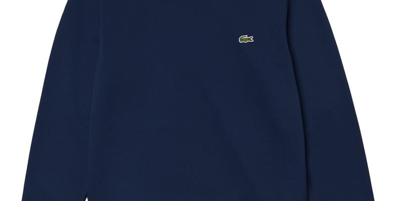 Lacoste - Crew Neck Sweatshirt - Navy
