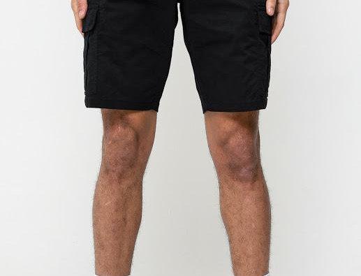 DML - Rookie Cargo Shorts - Black
