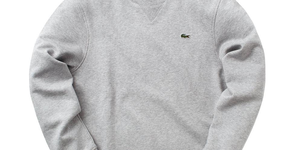 Lacoste Sport - Fleece Sweatshirt - Light Grey