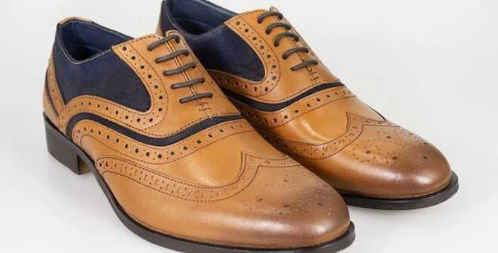 Cavani - Harry Signature Shoes - Tan