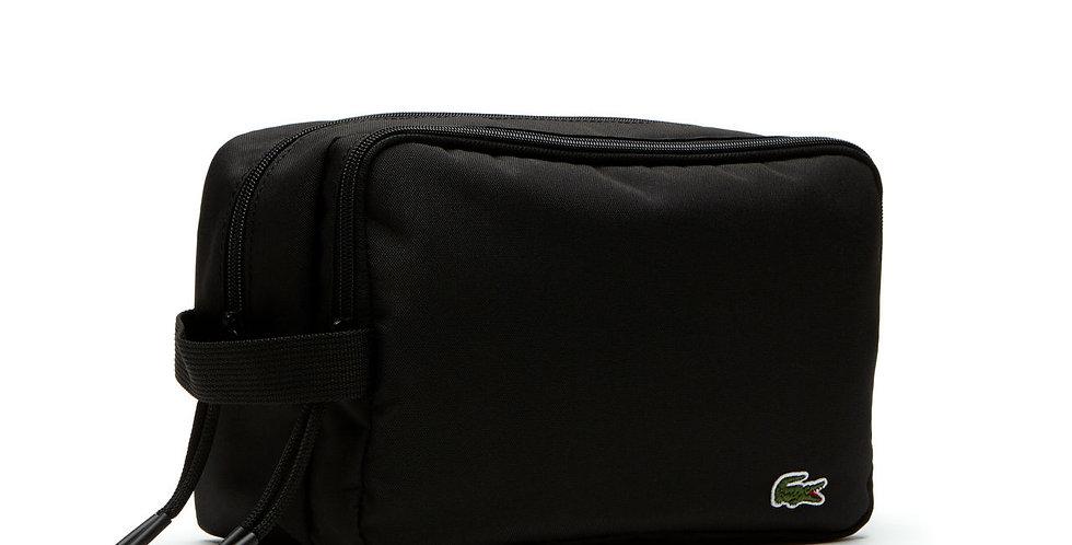 Lacoste - Neocroc Double Zip Toilet Kit - Black