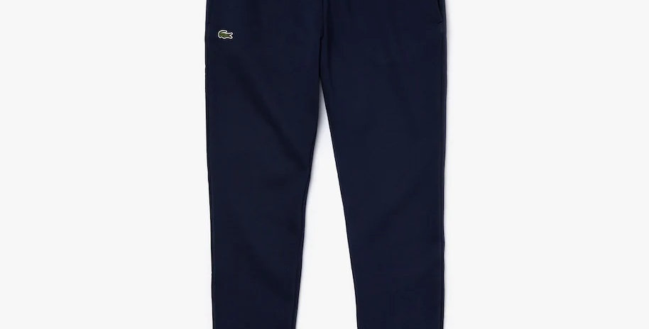 Lacoste Sport Cotton Fleece Sweatpants - Navy