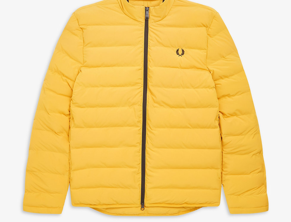 Fred Perry - Insulated Jacket - Gold