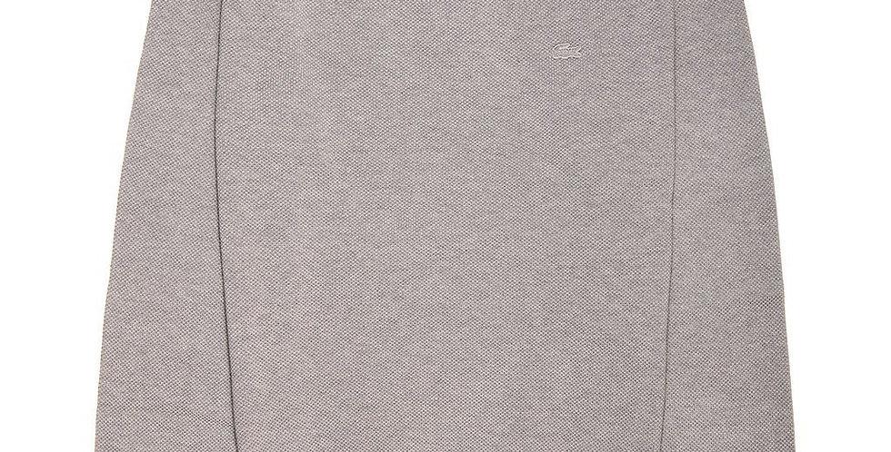 Lacoste - Pique Jumper - Silver Chine