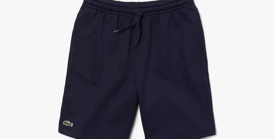 Lacoste Sport Fleece Shorts - Navy