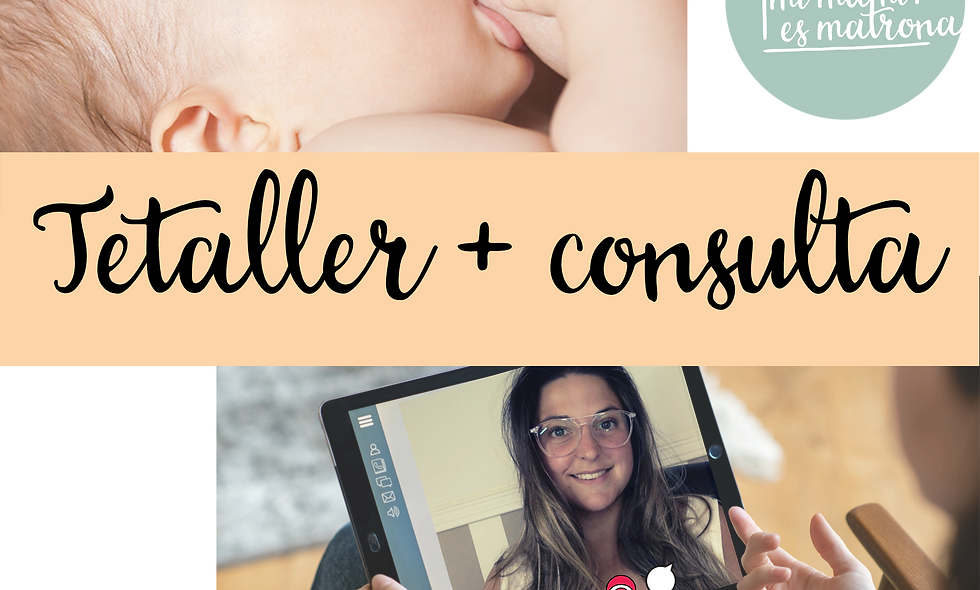 TETAller Lactancia + Consulta