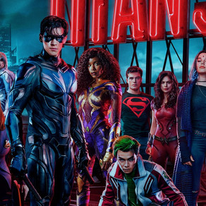Titans S3 Eps. 4-6 TV REVIEW: Hopeful moments with more than a few missteps