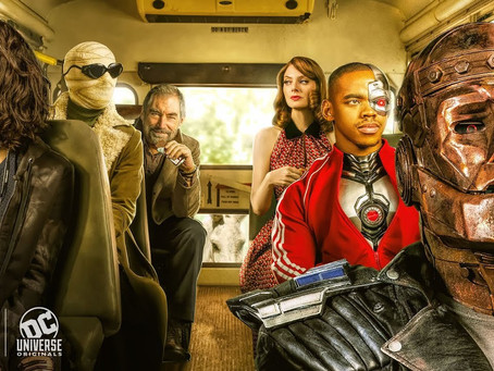 Doom Patrol S3 E4-6 TV REVIEW: Were-Butts, Time Travel, & Existentialism help our heroes heal