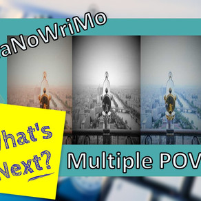 NaNoWriMo - What Next? Handling Multiple POVs