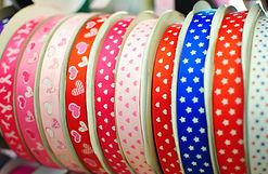Ribbon Ribbons Grosgrain Character Cartoon Sports School Hairbow Girls Cheerleader Bow