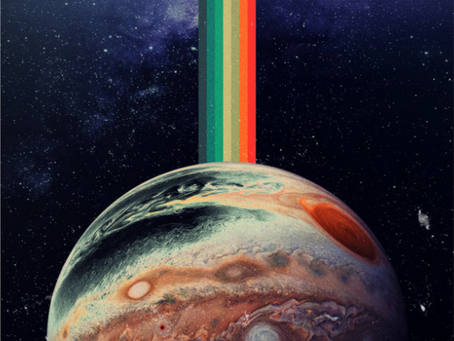Koniunkcja Jowisza z Plutonem.