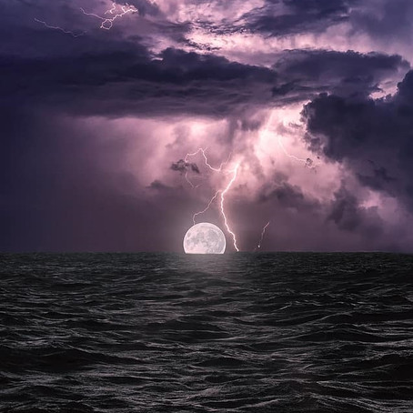 Pełnia Księżyca w Znaku Wodnika (03.08.20).