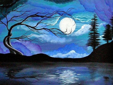 Zaćmienie Księżyca w Znaku Bliźniąt (30.11.20).
