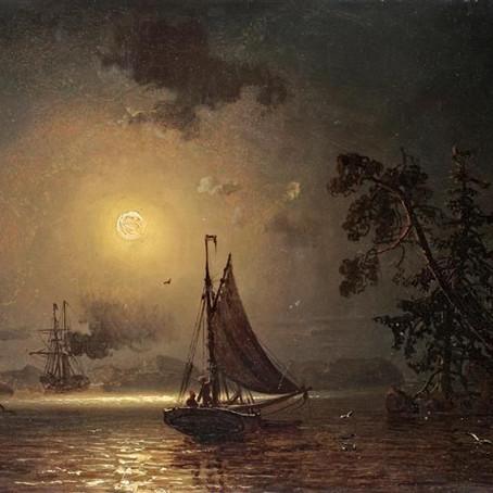 Pełnia Księżyca w Znaku Barana.